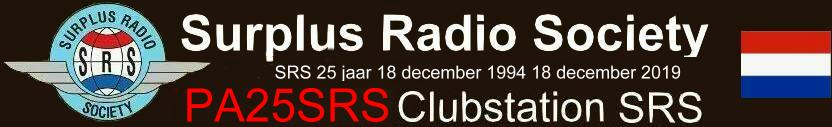 SRS Surplus Radio Society